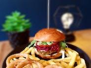 Beyond burger w zestawie