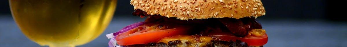 Burgery RED ANGUS 100% sezonowanej wołowiny (200g)
