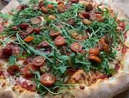Pizza spianata Romana picacante
