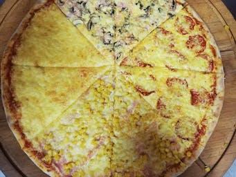 Pizza trojuholníky