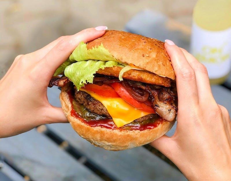 Czwartkowa promocja: Chichi Burger za 20 złoty