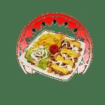 Kebab na Talerzu - Danie z Serem