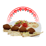 Kebab na Talerzu - Hummus
