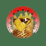 Special Pita - Pita z frytkami i serem