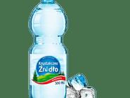 Woda Krystaliczne źródło gazowana 0,5L