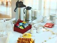 Przerwa kawowa rozszerzona dla 10 osób (☆☆)