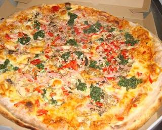 Pizza quatro stragioni