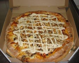 Pizza kebab II