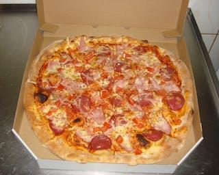 Pizza extra rzeźnik