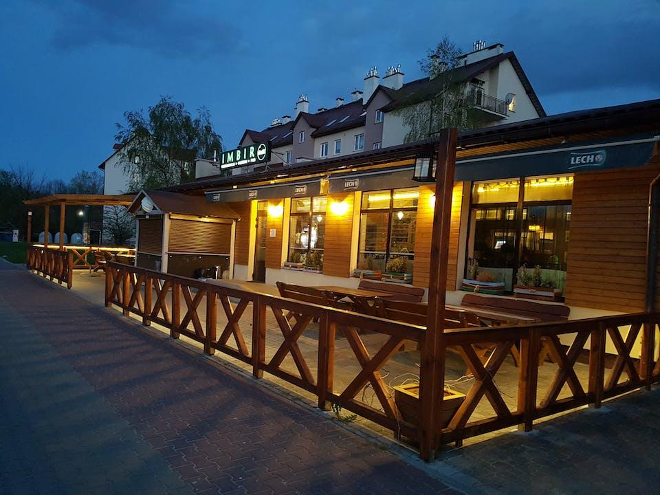 IMBIR <br>Restaurant & Cafe