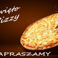 Druga pizza 50% taniej