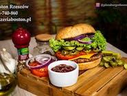 Burger Pikantny