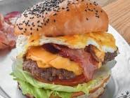 Jajcarz Burger