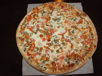 nasz pizza .....