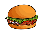 Burger XXL LORD