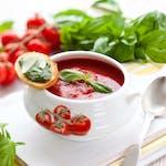 Zupa Krem z Pomidorów z pieczywem