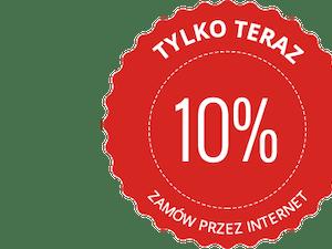 ODBIÓR OSOBISTY -10%