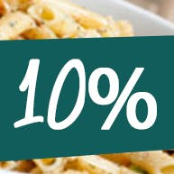 10% discount with every order