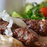 8. Kebab rollo ser