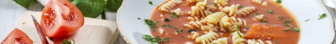 Zupa dobrze wywarzona ( SOUPS )
