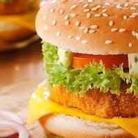 Cheddar Burger lub Margherita 30 cm za 5 zł !