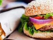 6. Burger w duecie