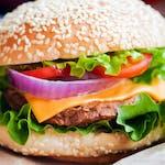Burger Podwójny Ser i Bekon