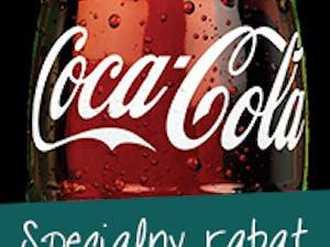 #COLAPARTY przy zamówieniu powyżej 79zł cola 1,5 L w cenie 6 zł