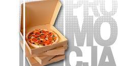 -20% RABATU na pizze w godzinach 12;00 - 15:00