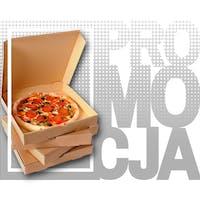 Druga pizza 50% taniej!