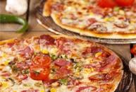 Druga pizza 50% taniej.