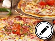 Stwórz własną pizzę!