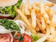 25. FIT Chicken Burger