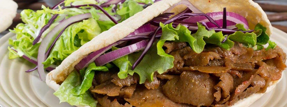 Kebab Wołowina