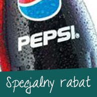 Pepsi za 50%!