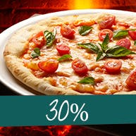 Duża pizza w cenie średniej!