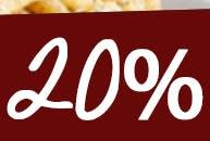 Rabat na pierwsze zamówienie -20%