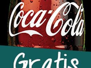 2 x duża 40 cm = duża Coca-Cola i dostawa GRATIS