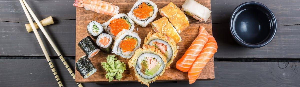 Zestawy Sushi