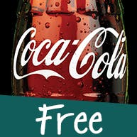 Cola 0.85l gratis