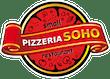 SOHO Pizzeria - Pizza, Makarony, Sałatki, Zupy, Desery, Obiady, Burgery, Kawa, Z Grilla, Kuchnia Włoska, Steki - Zielona Góra
