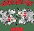 Sushi Koi Fish - Sushi - Kraków