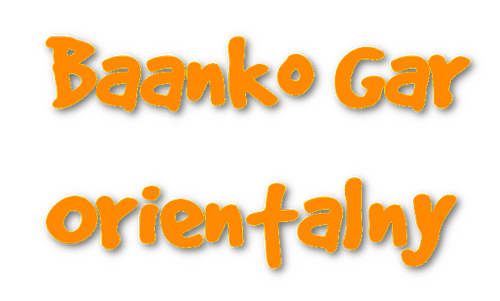 Baanko Gar Orientalny