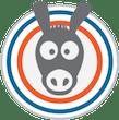 Happy Donkey - Sałatki, Kuchnia śródziemnomorska, Dania wegetariańskie, Kurczak, Grecka - Wrocław