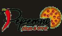 Peperoni Pizza & Drink