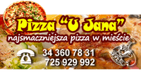 Pizza u Jana - Pizza, Kebab, Fast Food i burgery, Makarony, Naleśniki, Pierogi, Sałatki, Zupy, Kuchnia tradycyjna i polska - Blachownia