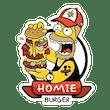 Homie Burger Ruczaj - Fast Food i burgery, Dania wegetariańskie, Kuchnia Amerykańska -  Kraków
