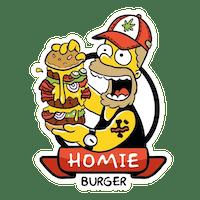 Homie Burger Czyżyny - Fast Food i burgery, Dania wegetariańskie, Kuchnia Amerykańska -  Kraków