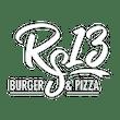 RS13 Burger & Pizza - Makarony, Pierogi, Zupy, Burgery - Elbląg