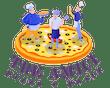 Tre Amici Pizza e Pasta - Pizza, Makarony, Zupy, Kuchnia Włoska - Warszawa